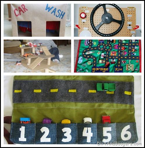 Cars, DIY Toys, Homemade toys, kids