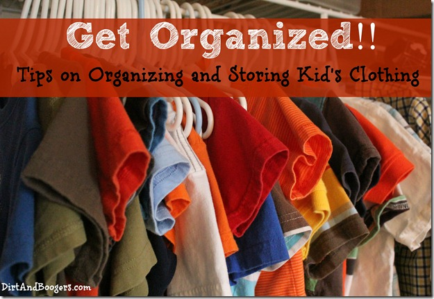 Organizing Clothes to Promote Independence