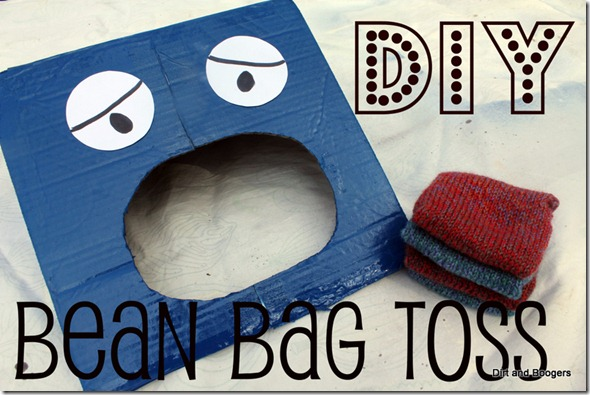 bean bag toss, gross motor play, top toddler play activities