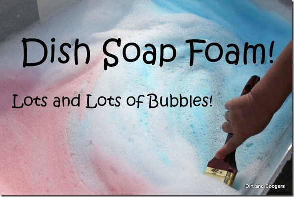 bubbles, messy play, sensory play