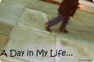 A Day in My Life…