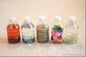 Discovery Bottles for Baby