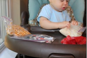 Homemade Toys: Texture Bags
