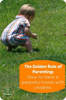 The Golden Rule of Parenting