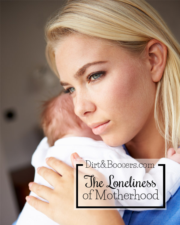 lonliness-of-motherhood