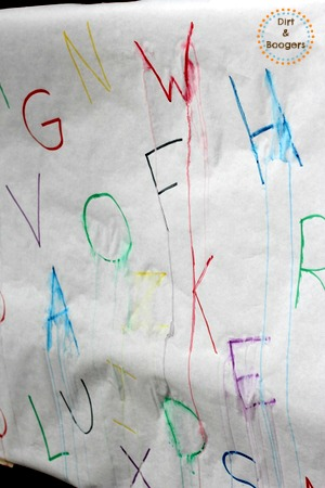 ABC Games Letter Spray