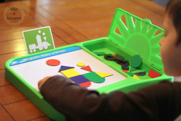 Connect Through Play - Make a Shape