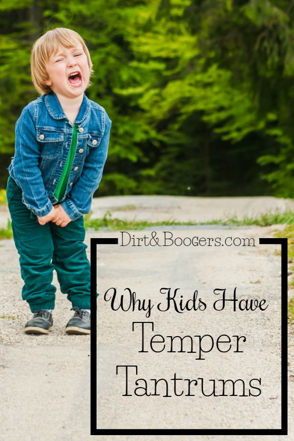The REAL reason why kids have tantrums and some great parenting tips for what to do about them.