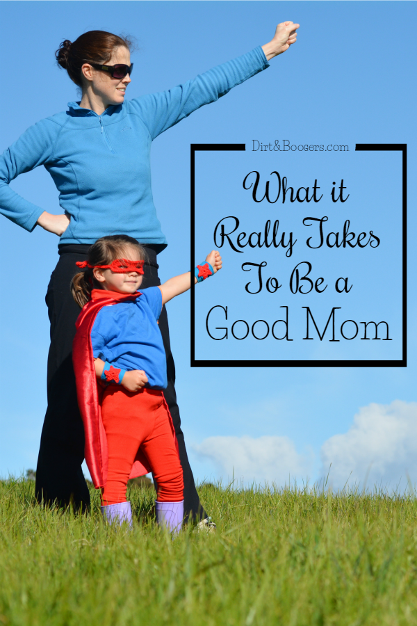 What a good mom really means might surprise you. How do you stack up against good mothers?