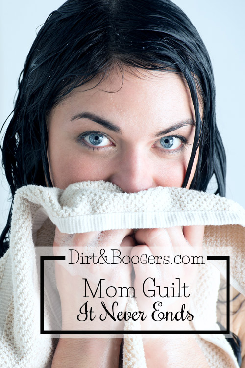 Mom Guilt It Never Ends