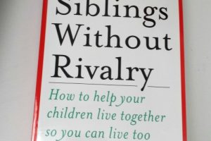 Parenting Book Review: Siblings Without Rivalry