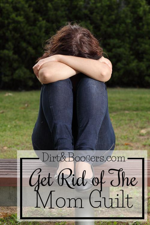 Get rid of mom guilt