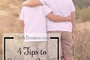 4 Tips to Create a Strong Sibling Bond