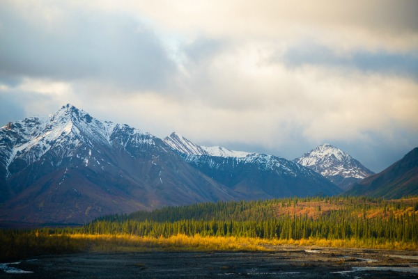 beautiful alaska, RVing, alaska family vacation