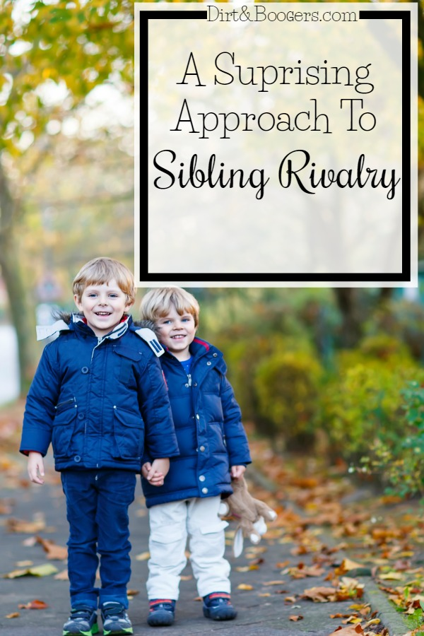 This one parenting tip can change everything between siblings.