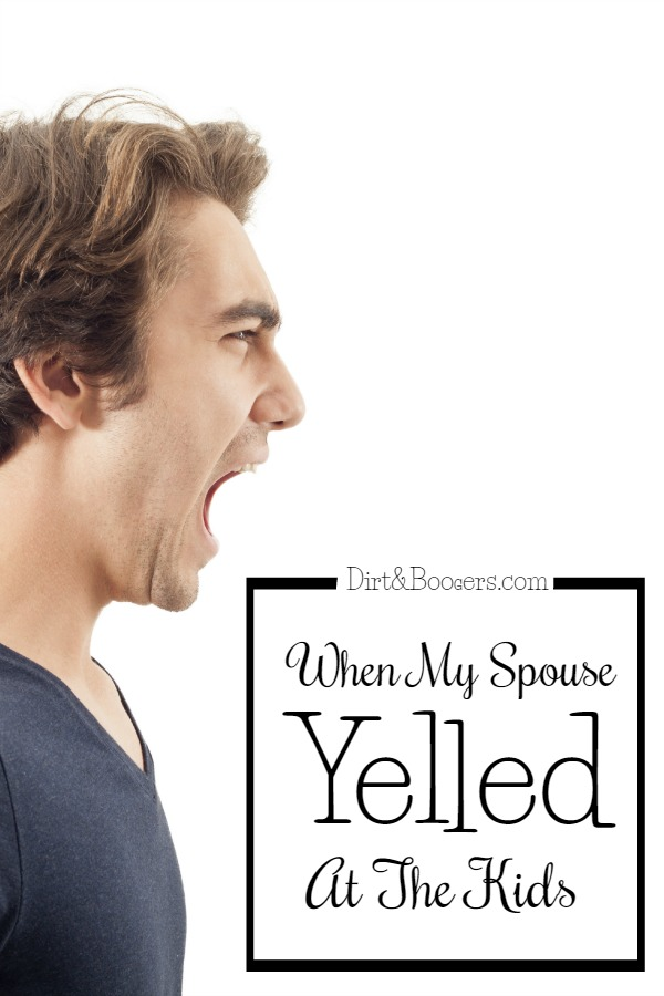 I stopped yelling at them, why couldn't he? Marriage | Parenting Tips