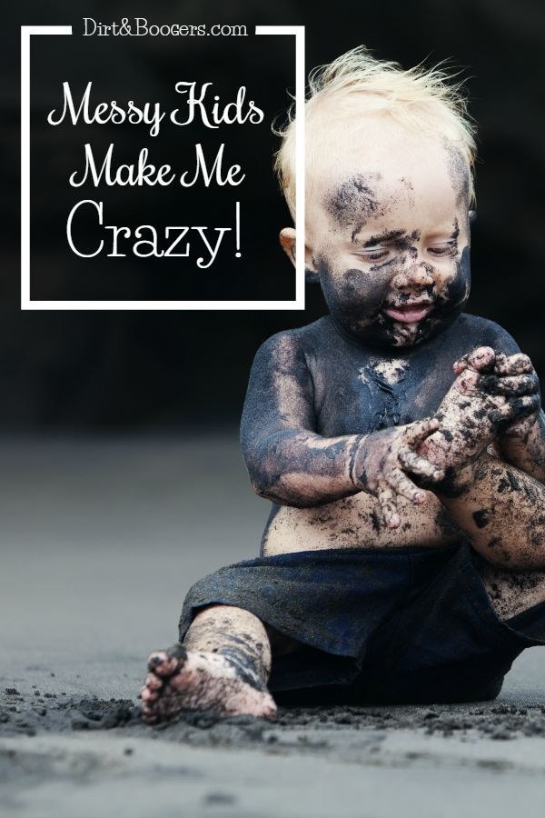 Messy play, can you handle it?