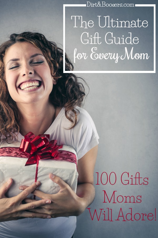 100 Gifts for Every Mom, broken down by hobbies. I love it!