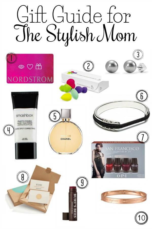 The Ultimate Gift Guide for The Stylish Mom