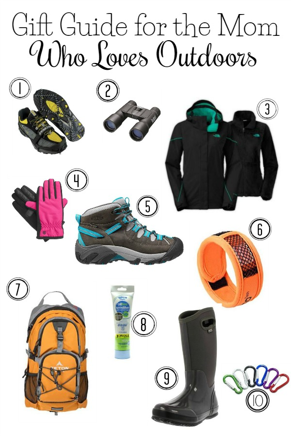 The Ultimate Guide for The Outdoors Mom