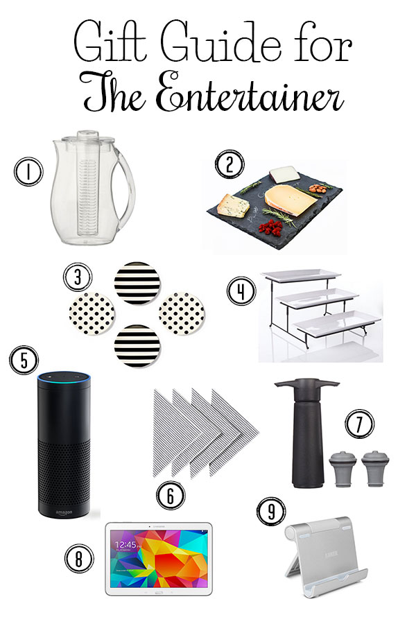 The Ultimate Gift Guide for the Entertainer