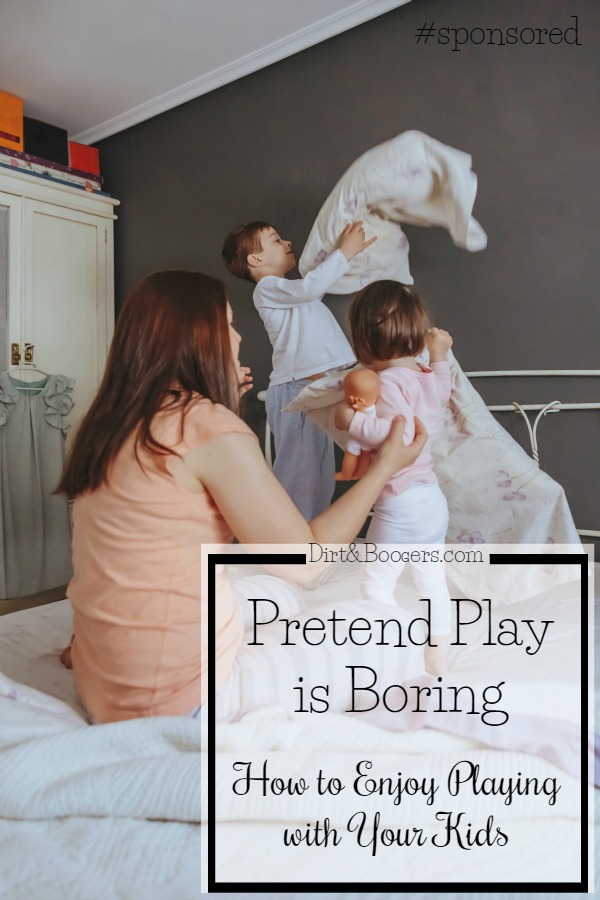 I love these playful parenting tips! Now I might actually be able to have fun while playing with my kids!