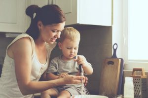 4 Secrets To Less Stressed Mom