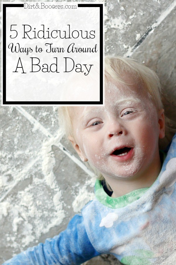 These 5 Tips can save any bad day!