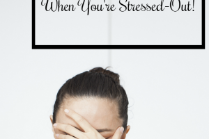 How to Survive A Bad Day When You're Stressed