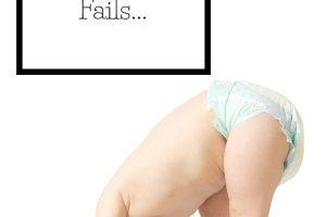 A Tale of a Potty Training Fail