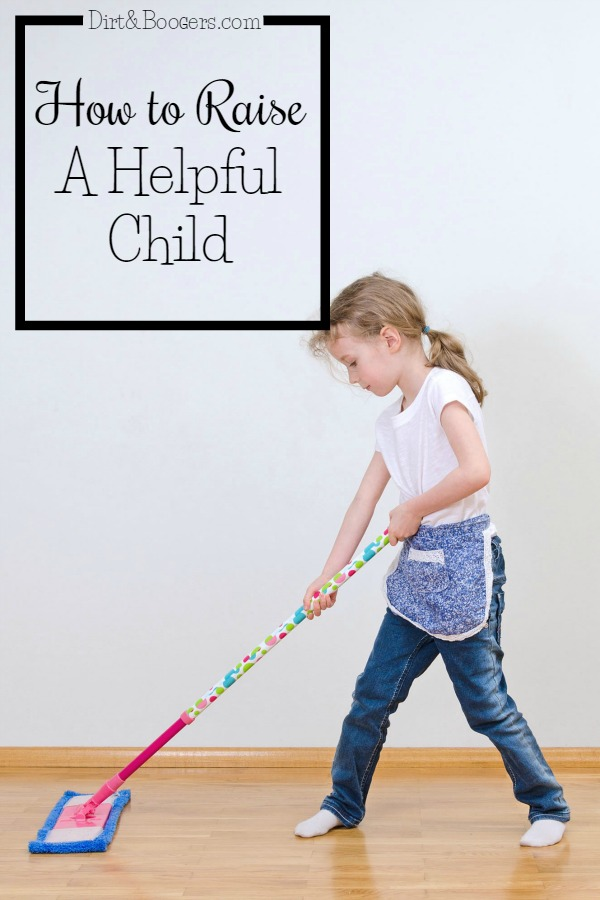 I love good parenting tips, especially ones that get my kids to WANT to clean!