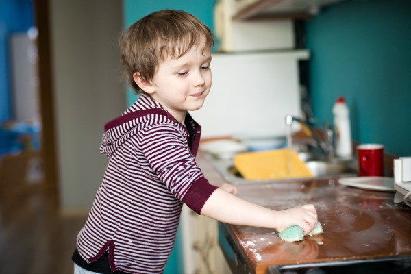 how to raise a child who helps, how to get kids to clean up, parenting tips