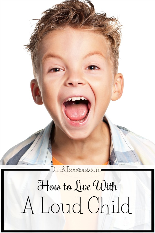 Parenting a child who's always making noise can make any parent lose their cool and yell. Here's some great parenting tips to help you cope with your loud child.