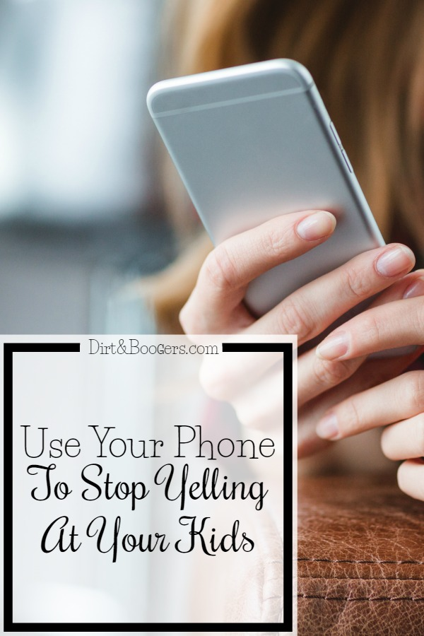 3 cool apps that will help you keep your cool and stop yelling at your children. Parenting tips for the modern parent!