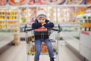 Grocery Shop with Kids Without Losing Your Cool.