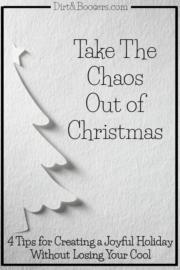 Make Christmas less stressful with these great tips for Moms.