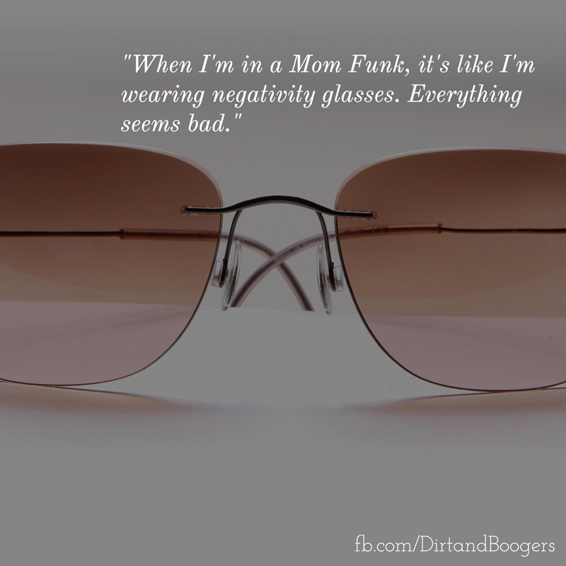 negativity glasses
