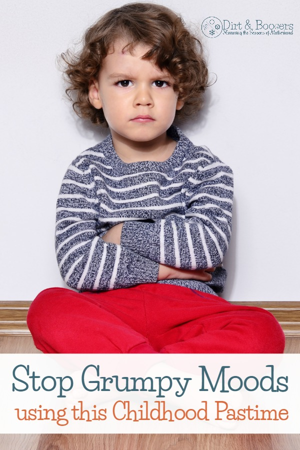 How to stop both you and your child's grumpy moods