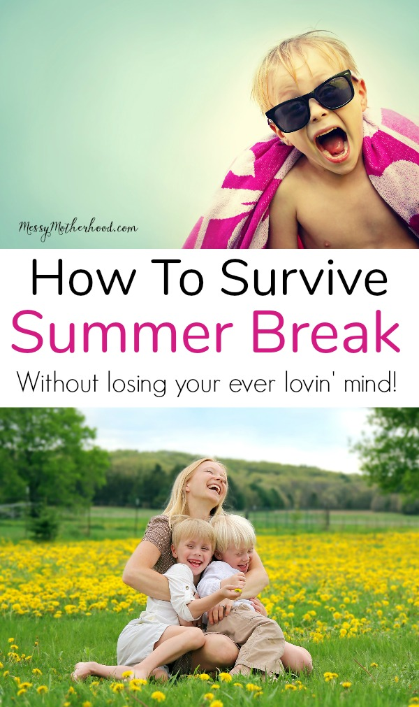 Enjoy summer break with these 6 cool tips