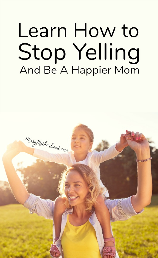 Parenting without yelling is hard, but this one tip will get you there.