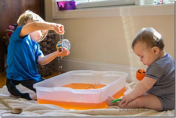 Water Play - Plain Vanilla Mom