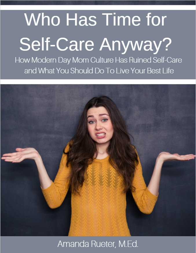Who Has Time for Self-Care Anyway?